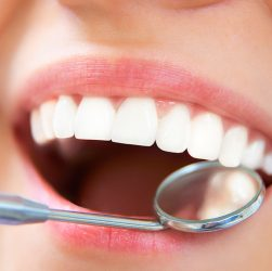 Russell Borth, DDS recommends dental exam